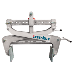 "Weha Slab Grab Jumbo 2 R 1500 Scissor Lifter, Monument Lifter, 20""-38"" Part#  8010217"