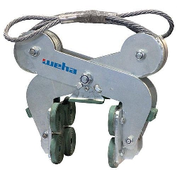 Part#  8010240 Weha Riba 2 Cable Series Lifter for Granite, Steel Plate, Stone