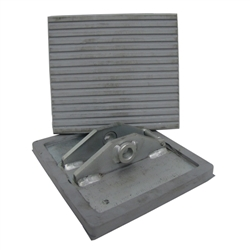 Replacement Pad for Scissor Lifter, Weha R 1000, Scissor Lifter R 1000 Jumbo, R 1500, Part # 8021082