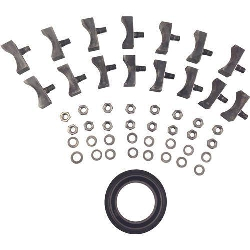 Part#  8070 Replacement Segments for  V 4cm Pos1 set of 16