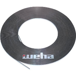 "Weha Carbon Fiber Rodding 1/8"" x 3/8"" x 328' roll Part#  8160061"