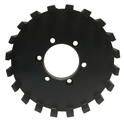 OMA CNC 150 x 48 Gauging Wheel