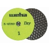 Dry Diamond Polishing Pad 5 Step - Step 1 Part#  D5S41