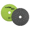 Dry Diamond Polishing Pad Spiral Brick - 50 Grit Part#  DPS450
