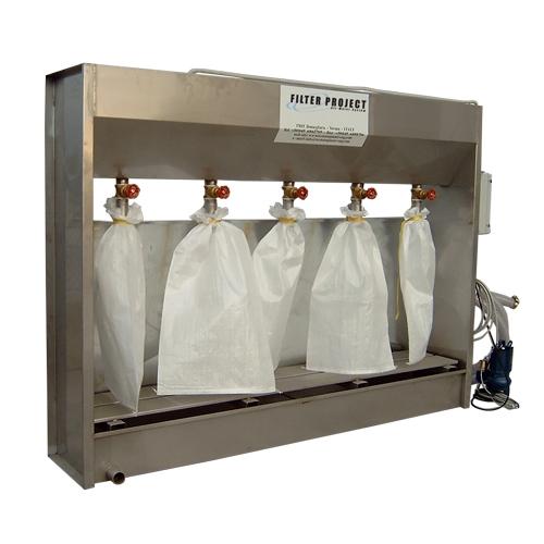 Sludge Dehydrator Granite Sludge And Slurry Dehydrator