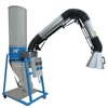 Mobile Arm Dust Collector, Portable Dust Collector, Quartz Dust Collector Part #TEC740