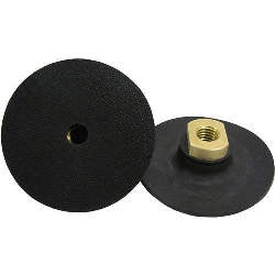 "3"" Super Flex Flexible Velcro Back-Up Pad Part#  VZ051035"