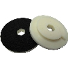 "5""  Snail Lock Velcro Back-Up Pad Part#  VZ051043"