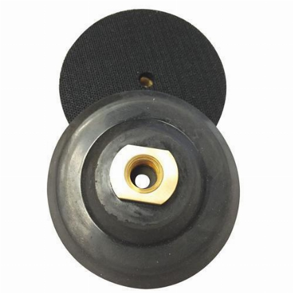 "4"" MidFlex Velcro Back Up Pad Part # VZ051050"