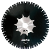 "14"" GR-29 Diamond Bridge Saw Blade Split Segment Part#  VZ051228"