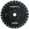 "Part#  VZ051412 12"" Weha Matrix S Diagonal Diamond Bridge Saw Blade"