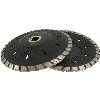 "5"" Granite Contour Blade Vacuum Brazed Diamond Part # VZDSH5"