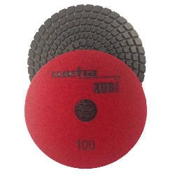 "Part # VZP3100 Weha 3"" Xubi Polishing Pad - 100 Grit"
