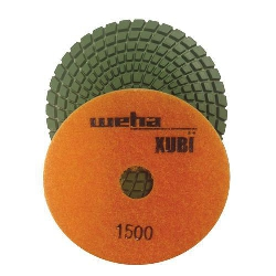 "Part # VZP31500 Weha 3"" Xubi Polishing Pad - 1500 Grit"