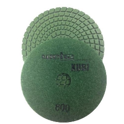 "Part # VZP3800 Weha 3"" Xubi Polishing Pad - 800 Grit"