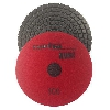 "Part#  VZP4100 Weha 4"" Xubi Polishing Pad - 100 Grit"