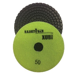 "Part # VZP550 Weha 5"" Xubi Polishing Pad - 50 Grit"