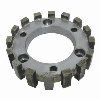 CNC Gauging Wheel, CNC Milling Wheel, Granite Gauging Wheel, 88mm Gauging Wheel Part # XT-BFC0G