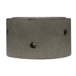 Part # XT-CD30EXC3 CD 30 Z Profile CNC Pos 3 Electroplated Granite & Stone