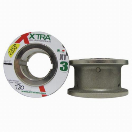 Profile T30R5 Finishing Wheel - #XT-T30EXC3