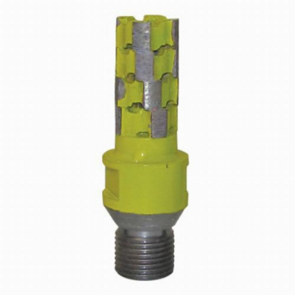 Part # XT-XTBIT3PROY Oma CNC Finger Bit Yellow for Medium Granite