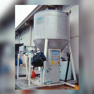 Granite Water Recycling Stone Cutting Water Filtration