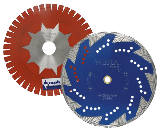 Diamond Bridge Saw Blades
